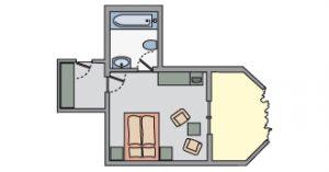 waldblick-kniebis-Doppelzimmer