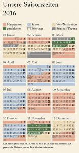 saisonkalende