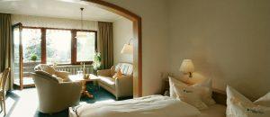 Doppelzimmer Waldblick-Kniebis Hotel Freudenstadt
