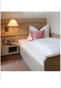 Einzelzimmer Waldblick-Kniebis Hotel Freudenstadt