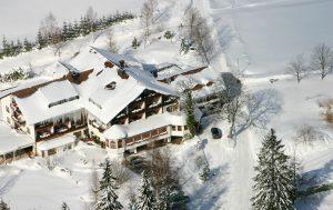Waldblick-Kniebis Hotel Freudenstadt -winter